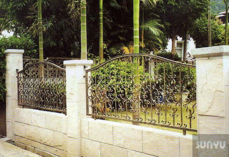 尚宇 鍛造欄杆 B-0016