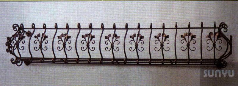尚宇 鍛造欄杆 B-0028
