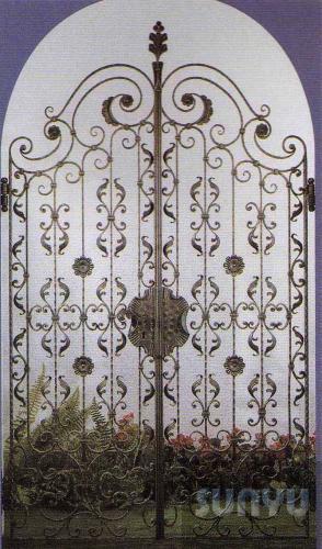 尚宇 景觀庭園門 D-2001