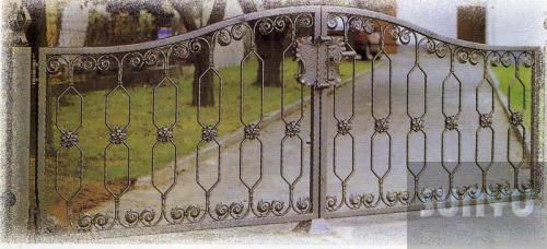 尚宇 景觀庭園門 D-2007