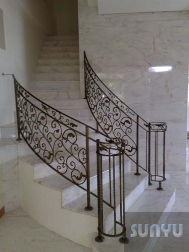 尚宇 鍛造樓梯扶手 S-0048