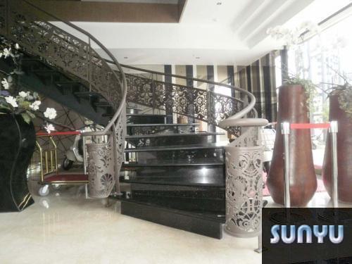 尚宇 鍛造樓梯扶手 S-0049