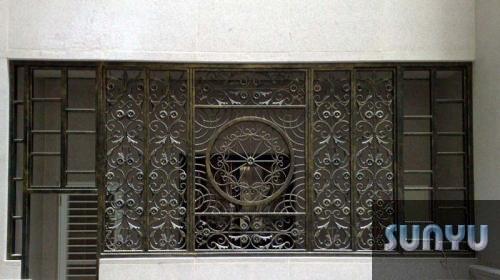 尚宇 鍛造窗戶 W-0031